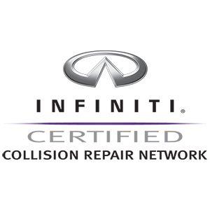 Infiniti Collision Repair